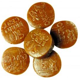Vollmilch-Münzen